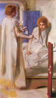 Anunciación (Rossetti)